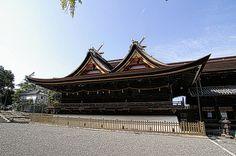 吉備津神社(岡山) Kibitsu shrine, Okayama, Japan