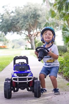 13 Best Battery Powered Remote-Control Monster Truck Ride-On