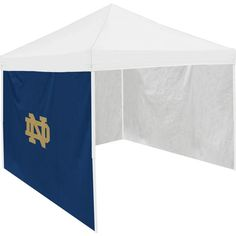 Notre Dame Fighting Irish Tent Side Panel, Team