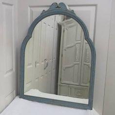farmhouse mirror