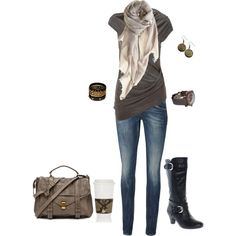 My First Polyvore, created by michelle-john-morales on Polyvore