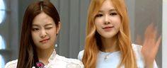 BLACKPINK 블랙핑크 Jennie & Rosé ❤❤