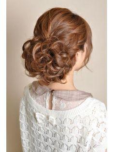 ロケフォト 髪型