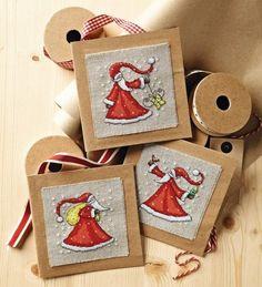 cross stitch collection.
