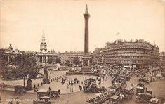 Trafalgar Square, Paris Skyline, Environment, Travel, Viajes, Destinations, Traveling, Trips