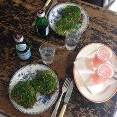 Lunch at Atelier September, Copenhagen