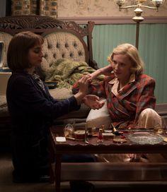 Listen to two tracks from Carter Burwell's score for Carol (in UK cinemas 27th November)