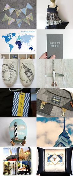 Pack your bags and fly... by Kay on Etsy--Pinned with TreasuryPin.com