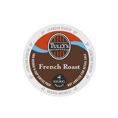 Coffee Pods and K-Cups 79630: Tully S French Roast Extra Bold Coffee Keurig K-Cups 96-Count -> BUY IT NOW ONLY: $54.75 on eBay!
