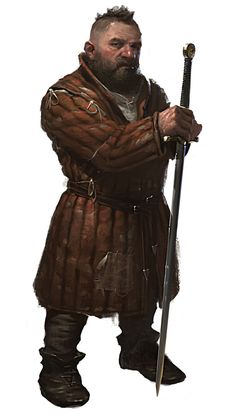 ADVENTURE 2: Mercenary: Rolfo: Friendly(but rude): Race, Dwarf: Class, Fighter: He joins the adventurers just so he can see how this alliance will turn out (he doesn't have high hopes)