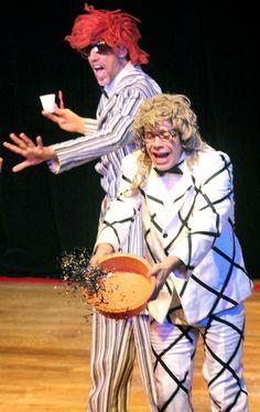 Parlapatões apresenta Nada de Novo no Teatro Nelson Rodrigues