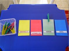 EL ARTE DE EDUCAR: IDEAS PARA TRABAJAR LOS COLORES CON MATERIAL RECICLADO