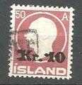 I S L A N D - LOT - (4385)  SE ALLE MINE AKTUELLE AUKSJONER HER;   http://skandinavian-stamps.ebid.net/