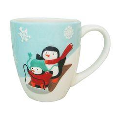 St. Nicholas Square® Merry Merry Penguin Mug