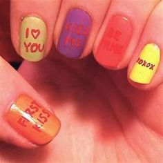 valentine nails - Yahoo Image Search Results