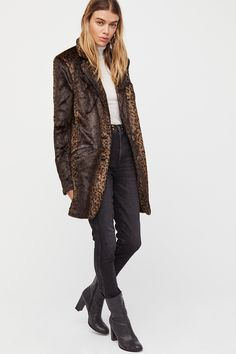 Shop our Downtown Primal Fluffy Blazer at FreePeople.com. Share style pics with FP Me, and read & post reviews. Free shipping worldwide - see site for details.