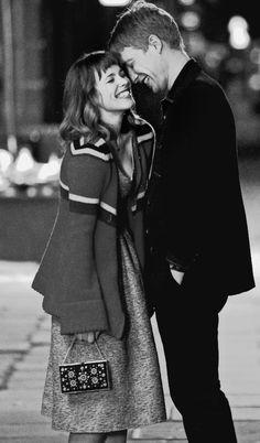 """Para mim, foi e sempre vai ser tudo sobre o amor"" - About Time"
