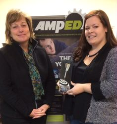 AMPed NH outreach campaign for ATAC advanced manufacturing programs wins award
