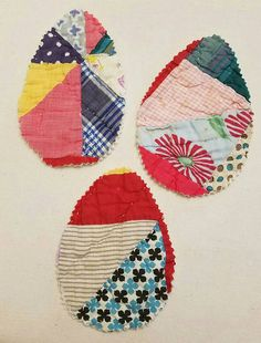 Check out this item in my Etsy shop https://www.etsy.com/listing/510480996/vintage-cutter-quilt-easter-egg-cut-outs