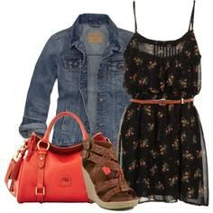 LOLO Moda: Dazzling Stylish Outfits For Women. The outfit is very nice, I would wear a cute pair of dark grey or black legging with it:)