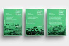 Desarrollo de identidad gráfica y campaña de concienciación y solidaridad con el drama de los refugiados a través de la lección de Federico García Lorca. Zhamora