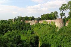 Les remparts de Montreuil-sur-Mer : Le Nord comme vous ne l'avez jamais vu - Linternaute