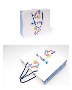 #템플릿_육각형패턴(KA001ET) #파페루스 #paperus.co.kr #쇼핑백 #디자인 #템플릿