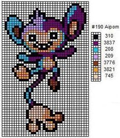 Crochet Fanatic: Pokemon 179-193: Mareep, Flaaffy, Ampharos, Bellossom, Marill, Azumarill, Sudowoodo, Politoed, Hoppip, Skiploom, Jumpluff, Aipom, Sunkern, Sunflora, & Yanma