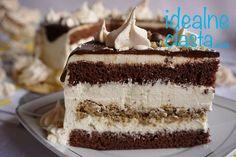 Vanilla Cake, Tiramisu, Food And Drink, Sweets, Baking, Ethnic Recipes, Good Stocking Stuffers, Candy, Bakken