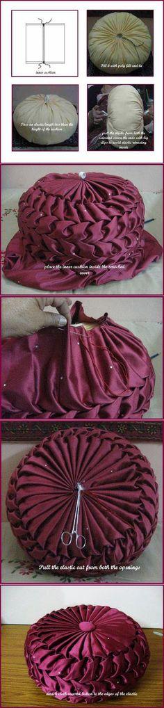Блог Вани в 2: Способ получения круглый подушку - часть 2 Продолжение старых сообщений ........