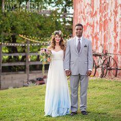 teñir vestidos de boda