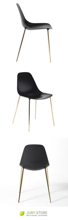 Opinion Ciatti Mammamia Black Chair - Juby Store