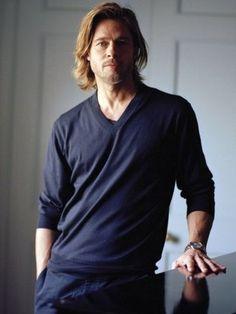 Não se esqueça, Brad Pitt também é ator