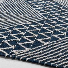 Rugs Home & Furniture Nautical Rugs, Textiles, Plate, Coastal Farmhouse, White Embroidery, Carpet Design, Modern Rugs, Office Interiors, Home Textile
