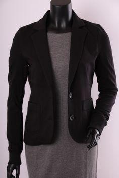 Saint tropez Jersey Blazer Grey Jakker MaMilla | Jakker