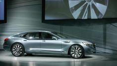Buick Avenir debuts before Detroit auto show