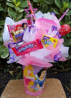 Disney Princess Kids Candy Party Favors Made to Order