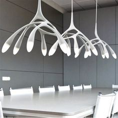 NLC Pendant Light - Fans of chandeliers and modern design definitely need to check out the NLC Pendant Light. This chandelier was designed by Constantin ... & The NLC Lamp by Constantin Wortmann for NEXT   o?wietlenie ...
