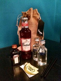 Poison Cocktails Cosmo travel kit