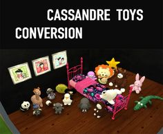 Sims 4 CC's - The Best: Toys by Leo Sims