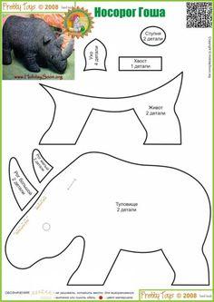 Ambrosial Make a Stuffed Animal Ideas. Fantasting Make a Stuffed Animal Ideas. Plushie Patterns, Animal Sewing Patterns, Softie Pattern, Felt Patterns, Sewing Toys, Sewing Crafts, Sewing Projects, Sewing Stuffed Animals, Stuffed Animal Patterns