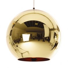 Olohuoneeseen / Bronze Copper riippuvalaisin, 45 cm
