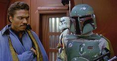 'Star Wars Episode VII': Billy Dee Williams Considering Return as Lando Calrissian Star Wars 1313, Star Wars Episoden, Star Wars Boba Fett, Billy Dee Williams, Parody Videos, Han And Leia, Big Battle, Lando Calrissian, Star Wars