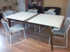 Table corian. Product design