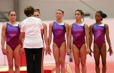 2012 London Olympics: Training - USA