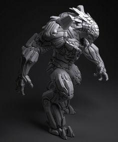 Robot Beast