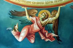 Byzantine Art, Byzantine Icons, Mary And Jesus, Ikon, Spirituality, Princess Zelda, Artist, Artwork, Inspiration