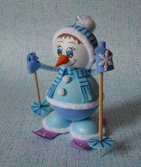 снеговик из фоамирана - Поиск в Google