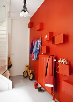 Nouvelle tendance couleur : Orange is the new black