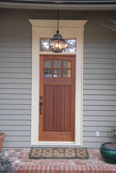 Front Doors Colors That Look Good With Grey Siding Storm